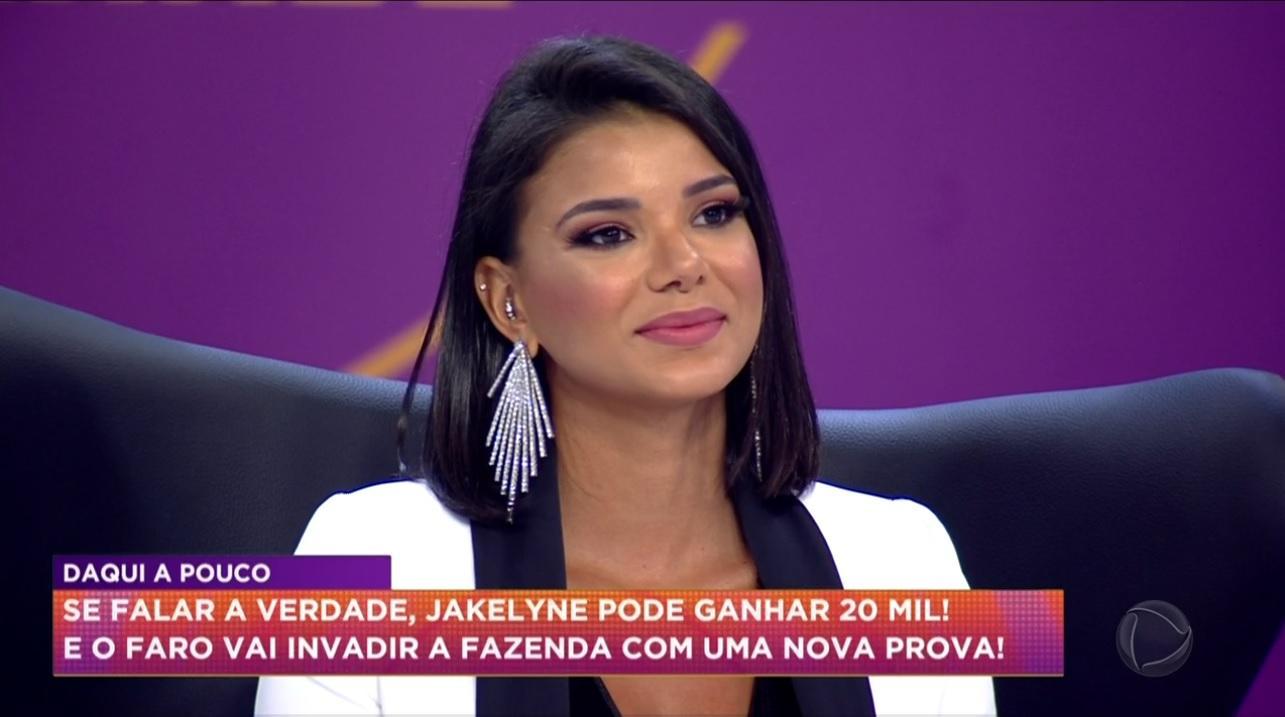 Jakelyne Oliveira ex-participante de A Fezenda 12