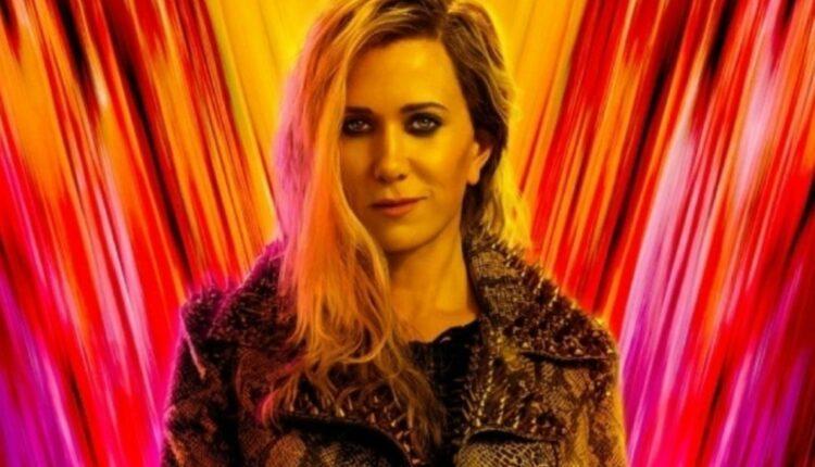 Kristen Wiig é a responsável por encarnar a vilã Mulher Leopardo em Mulher-Maravilha. Fonte: Warner Bros.