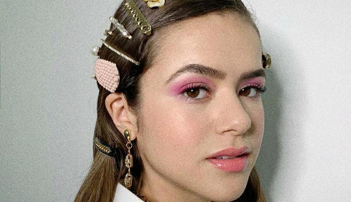 Na imagem a apresentadora Maisa Silva