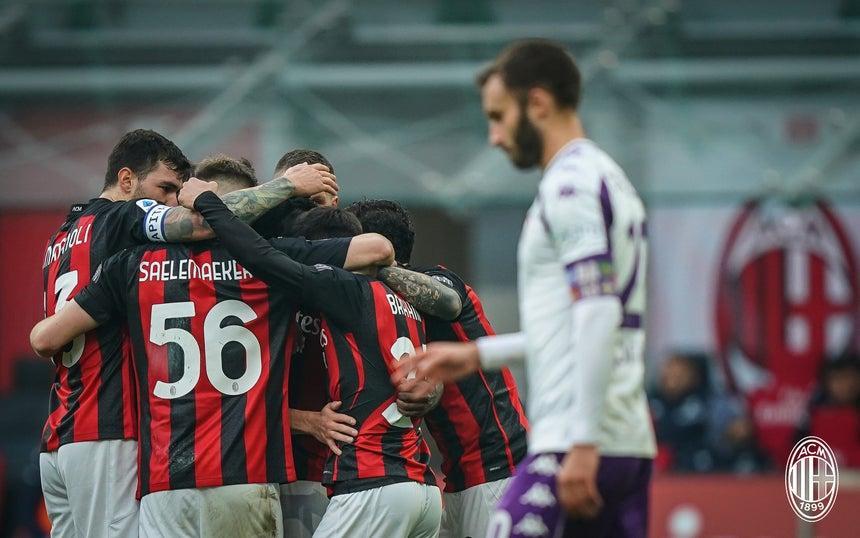 Milan x Celtic