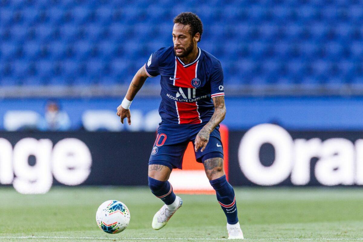 Neymar tem o maior salário de toda Ligue 1