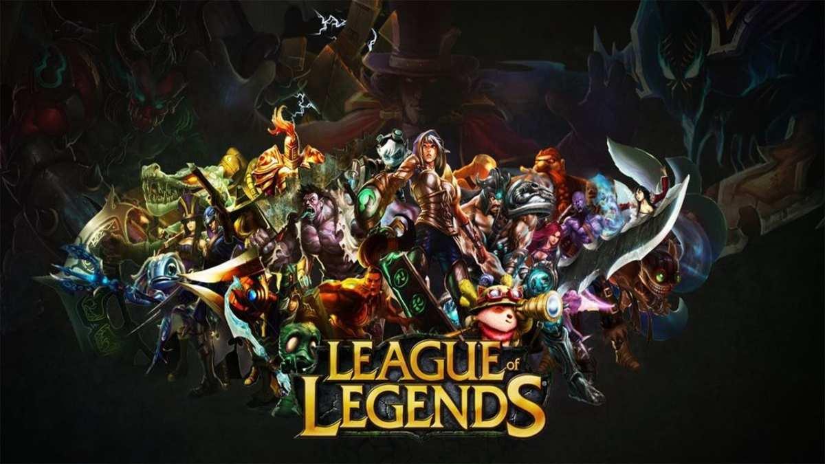 Personagens de League of Legends, da Riot Games