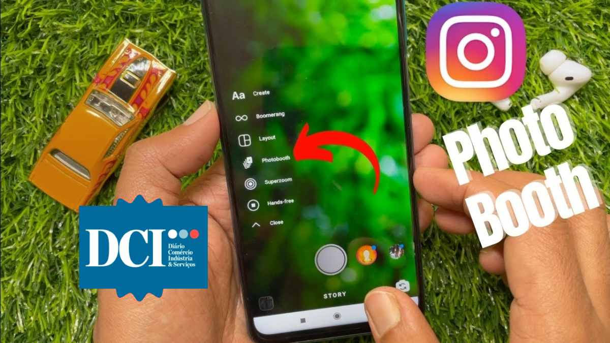 Photobooth, novo recurso do Instagram