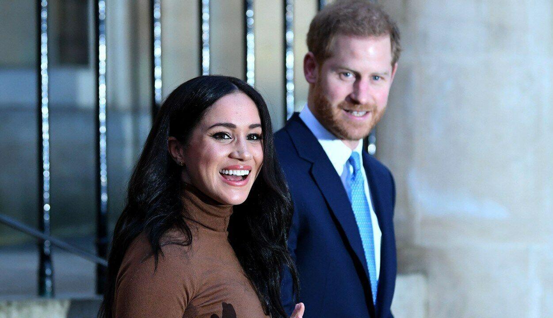 Príncipe Harry e Meghan apresentarão podcast