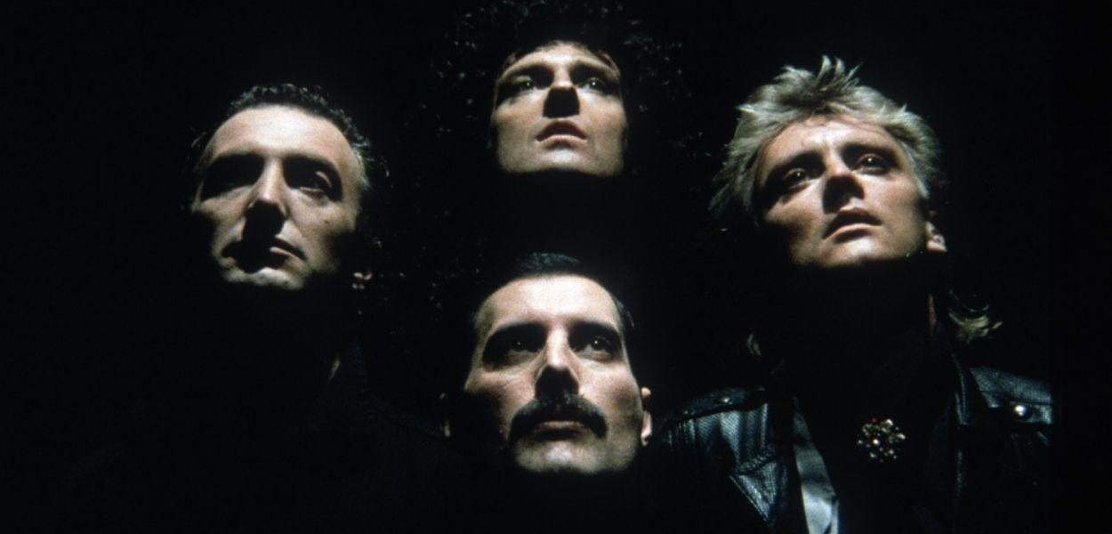 Queen é uma das bandas de rock mais bem-sucedidas da história. Fonte: Divulgação/ Queen