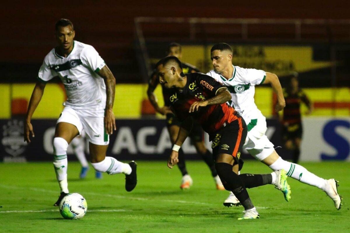 Veja onde assistir a partida entre Goiás x Sport