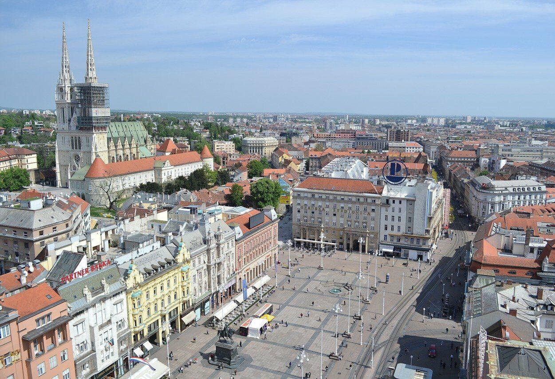 Terremoto moderado atinge a Croácia