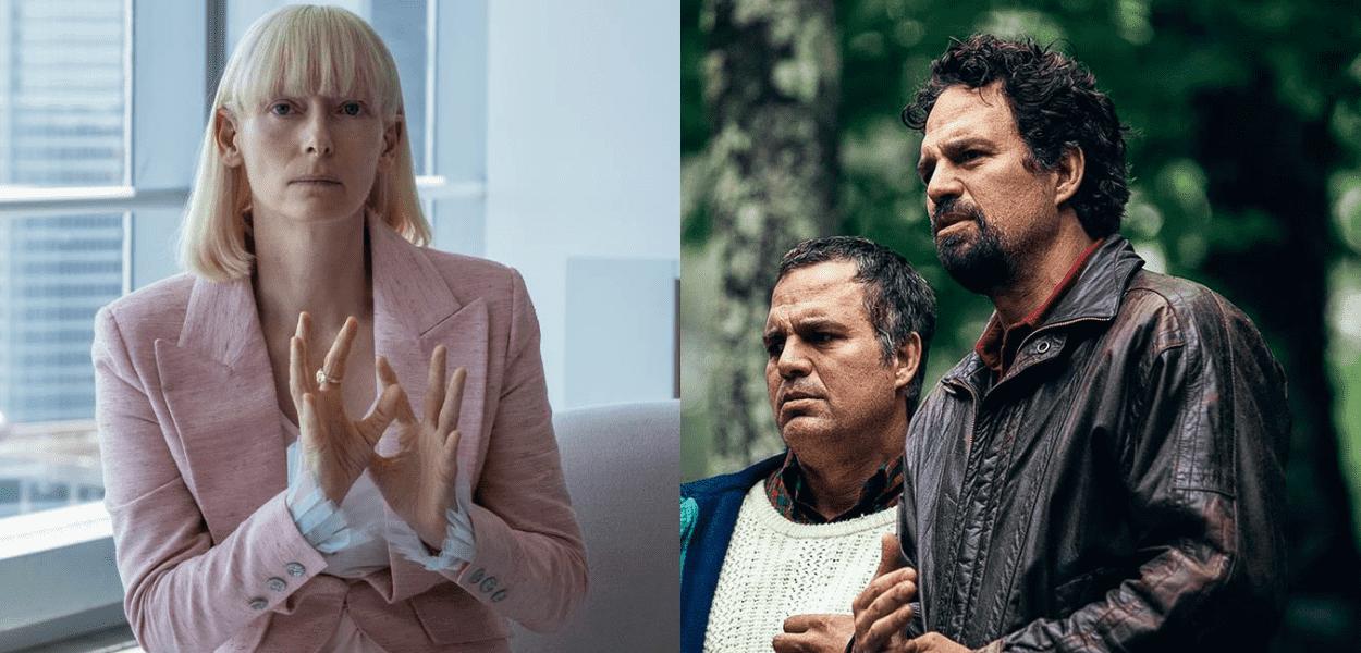 Tilda Swinton e Mark Ruffalo são cotados para interpretarem personagens da série. Fonte HBO Netflix