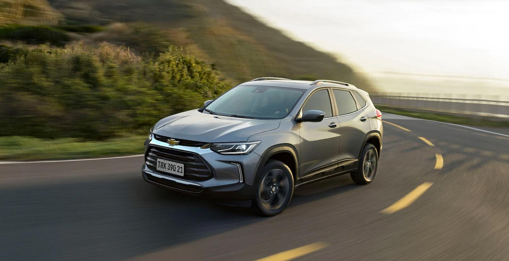 Chevrolet Tracker - carros 2020