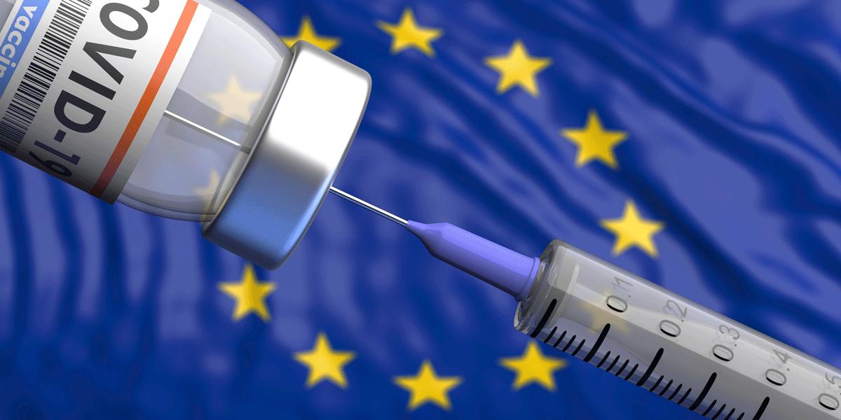 UE começa campanha de vacinação