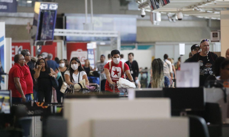 cuidados ao viajar na pandemia