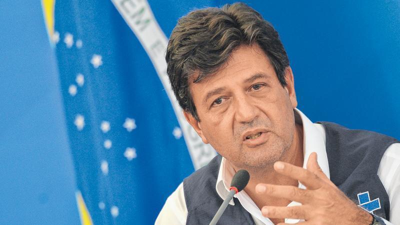 Demissões governo Bolsonaro - Mandetta