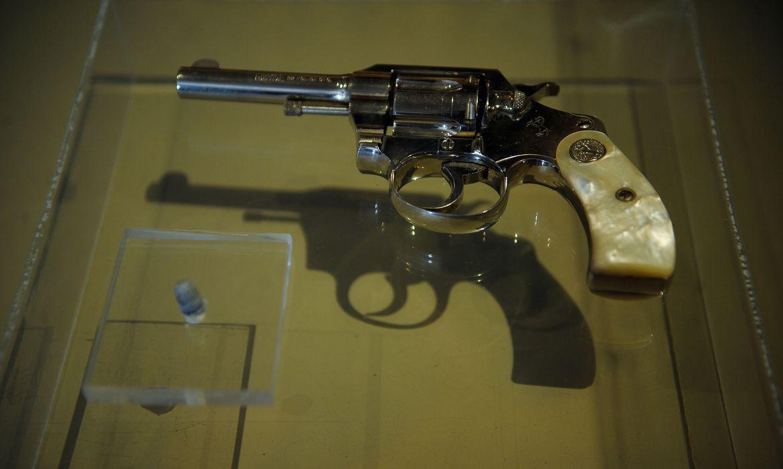 Importação de armas
