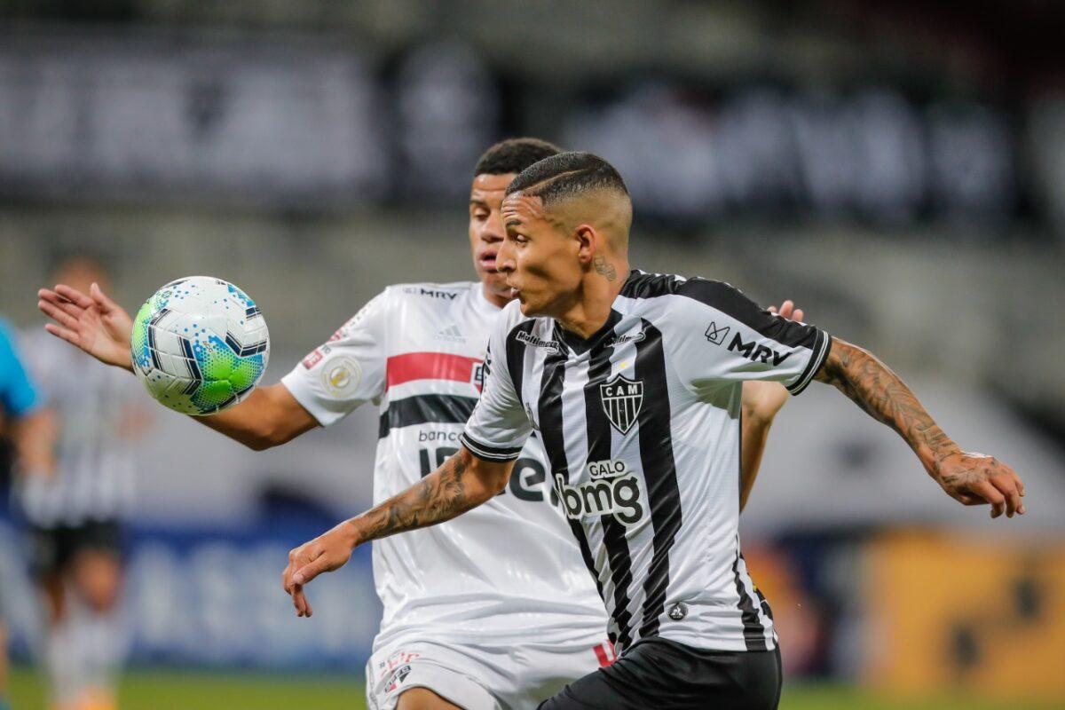 São Paulo x Atlético Mineiro abrem 26ª rodada do Brasileirão