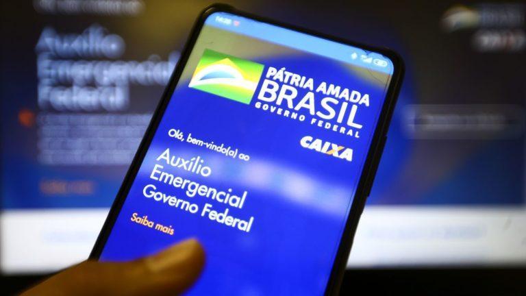 Auxílio emergencial: Caixa paga hoje, última parcela à 6,6 milhões