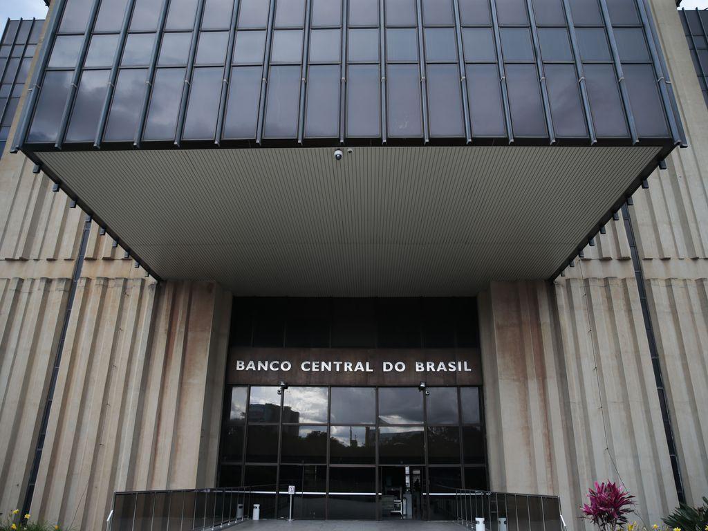 Edifício-sede do Banco Central. Selic.