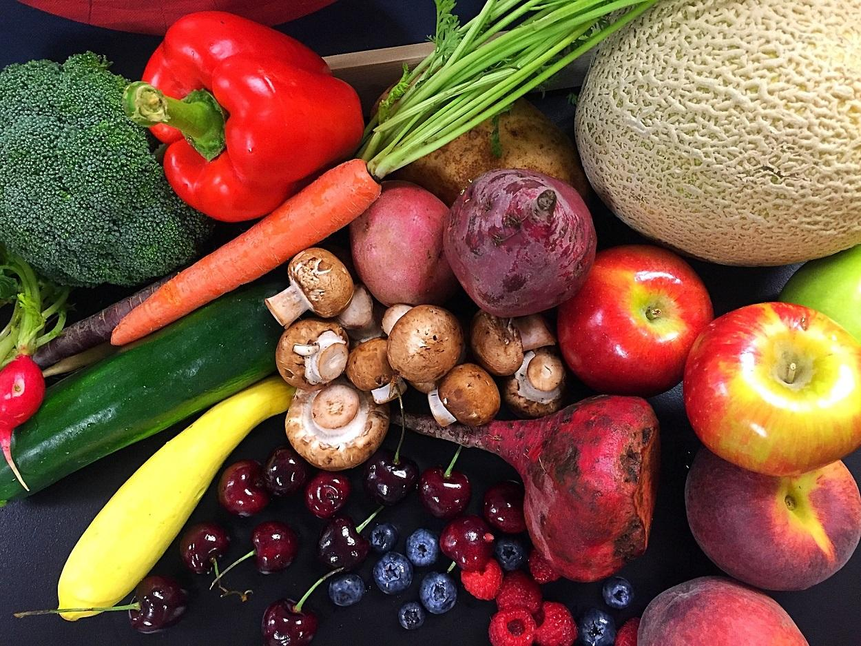 quais são os benefícios de alimentos com betacaroteno