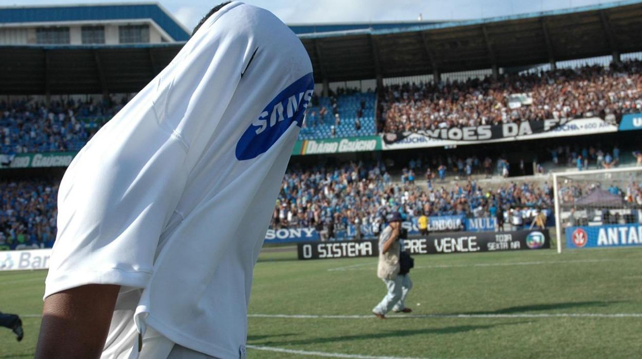 Betão lamenta rebaixamento do Corinthians em 2008