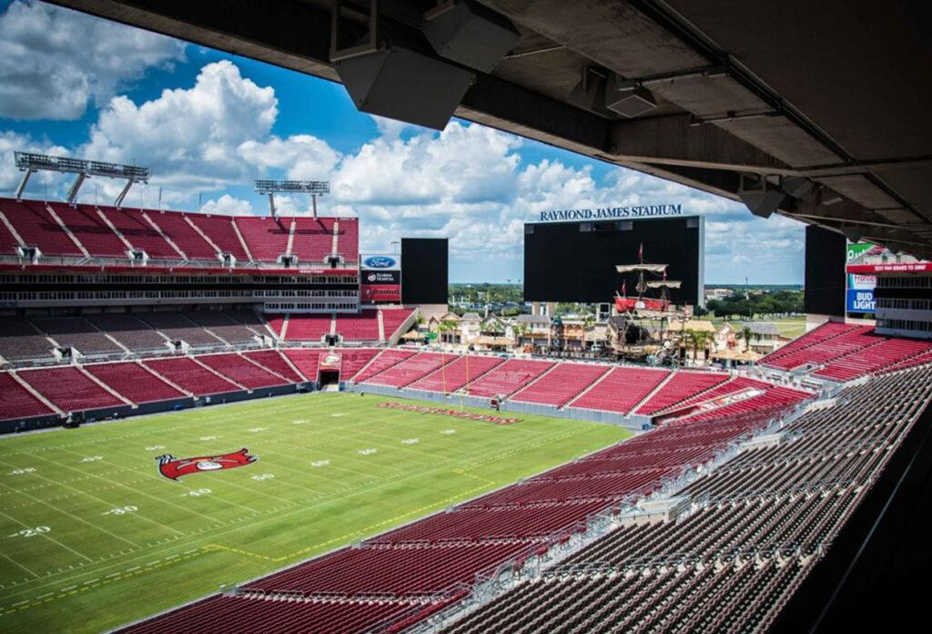 Raymond James Stadium, palco do Super Bowl 2021
