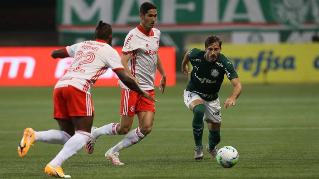 No primeiro turno, equipes empataram em 1 a 1, em São Paulo