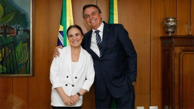 demissões governo bolsonaro - regina duarte
