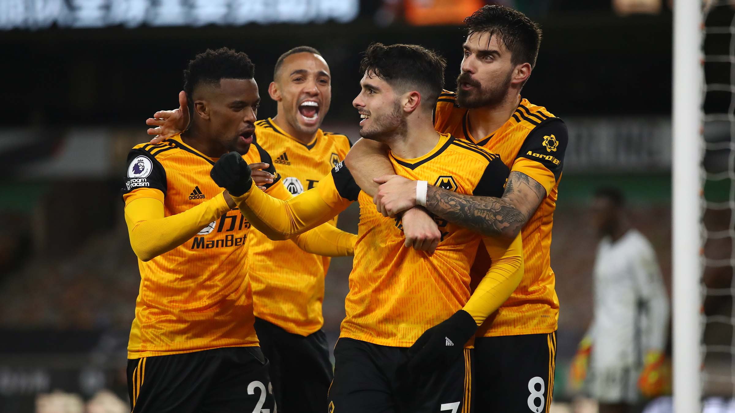 Burnley x Wolves