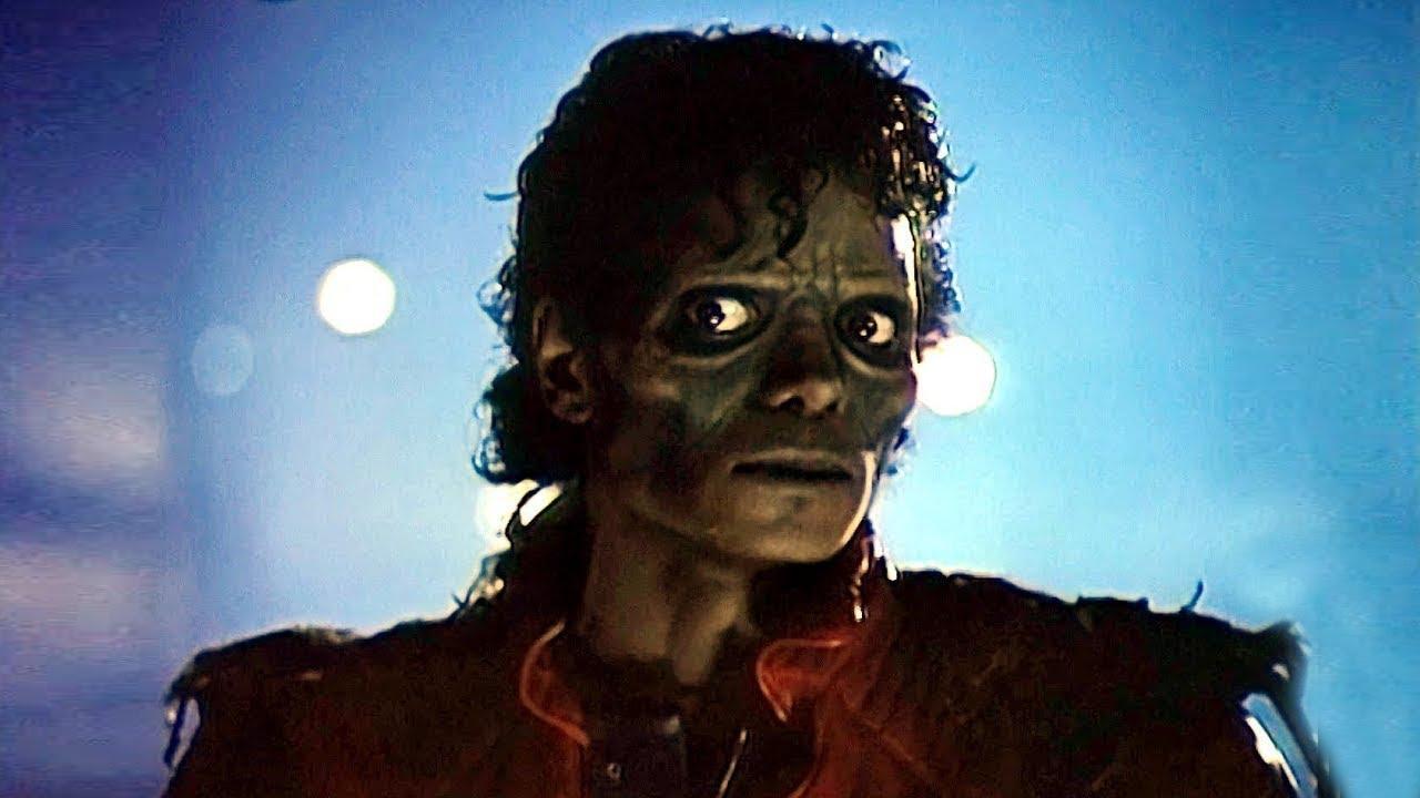 clipes mais premiados Michael Jackson