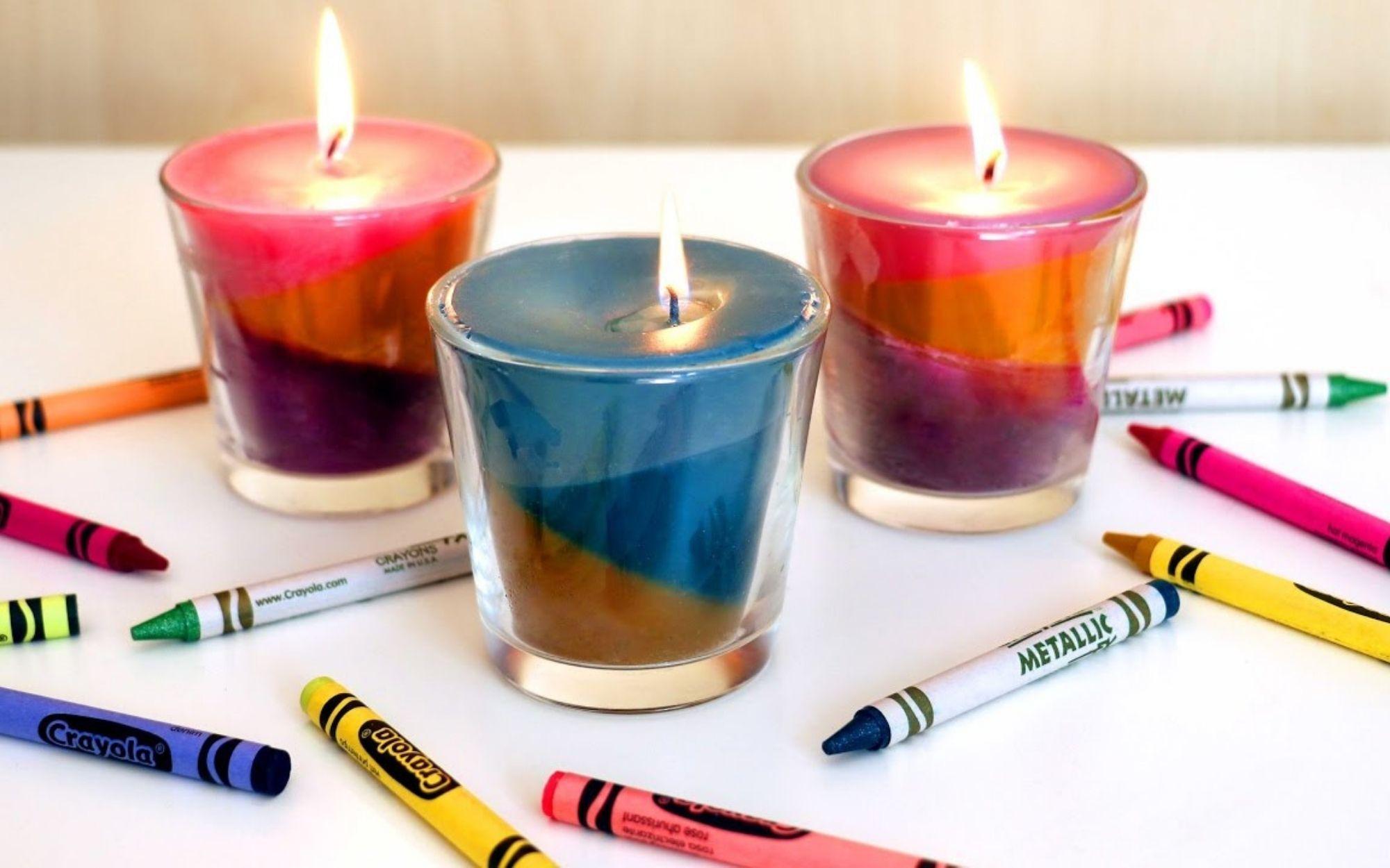 Como fazer elas artesanais cores