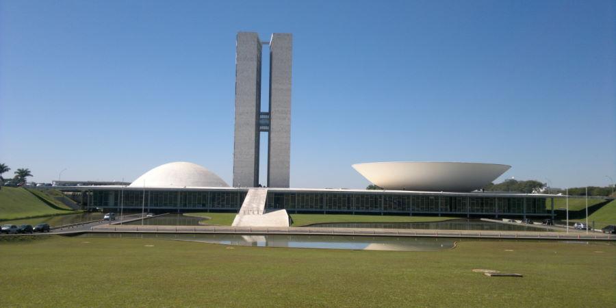 Congresso Federal, em Brasília