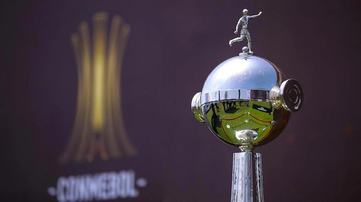 Jogos da Libertadores serão transmitidos pela Conmebol TV