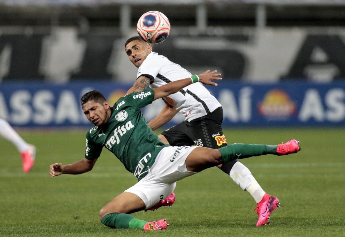 Corinthians e Palmeiras farão Derby Paulista na 28ª rodada do Brasileirão