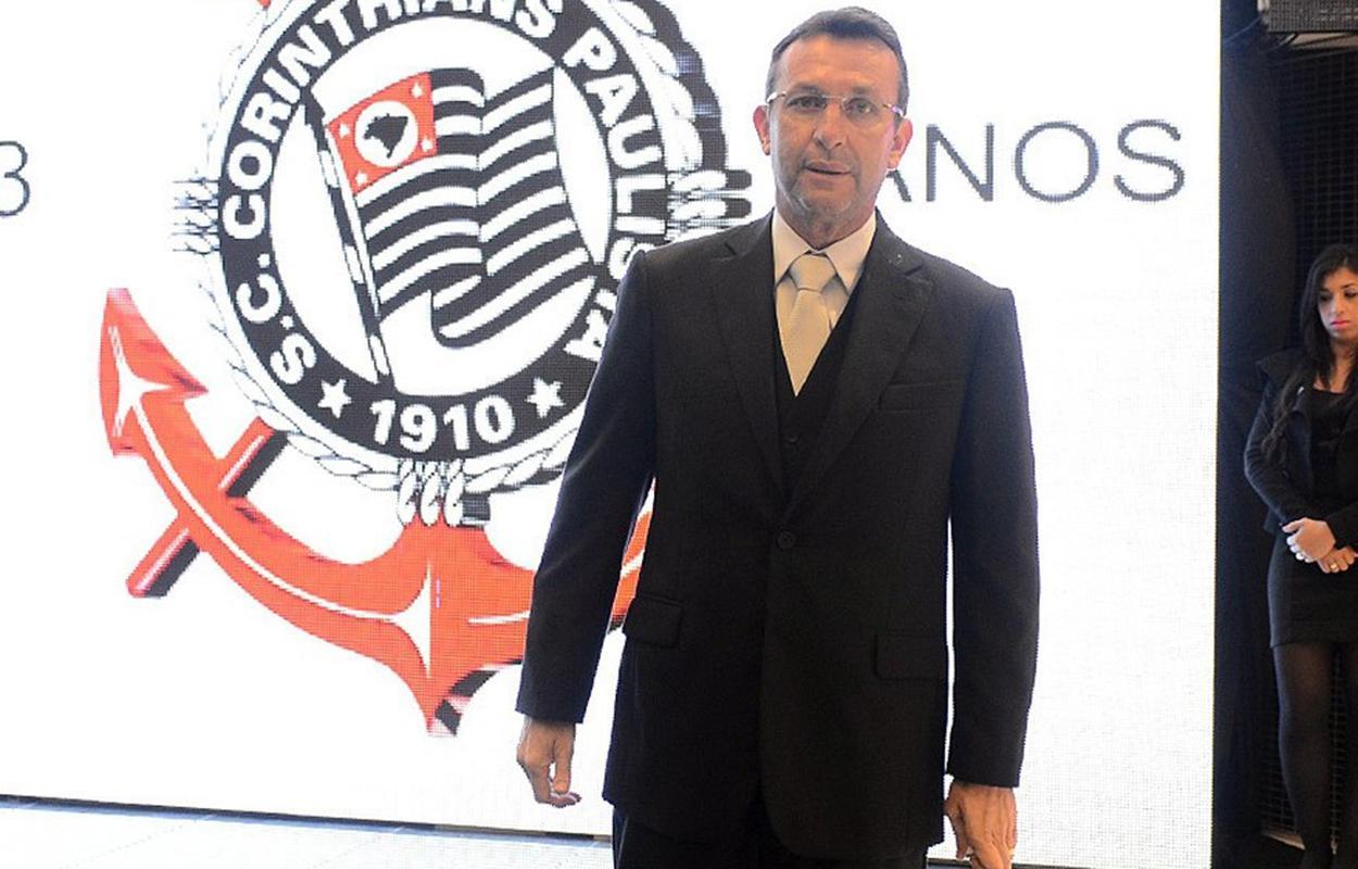 Neto cogita ser presidente do Corinthians