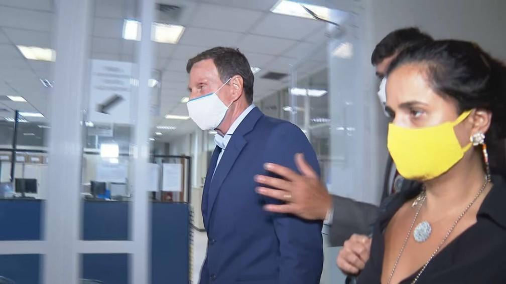 Crivella é preso no Rio