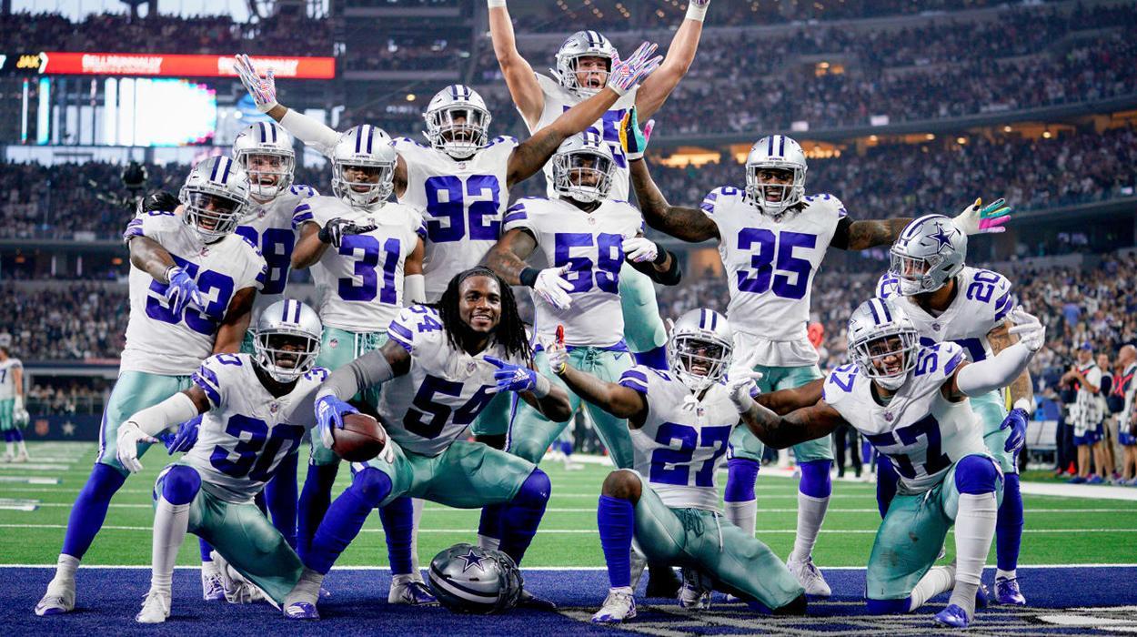 Dallas Cowboys é o time mais valioso da NFL