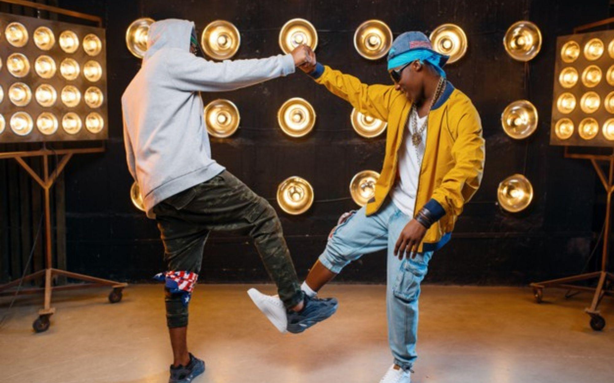 danças urbanas homens