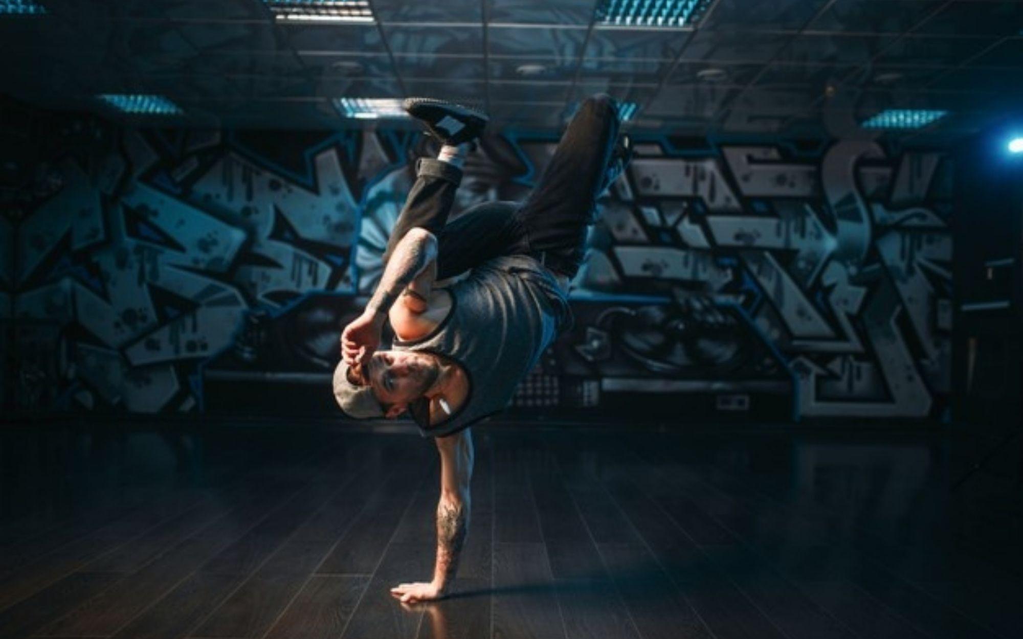 danças urbanas no brasil