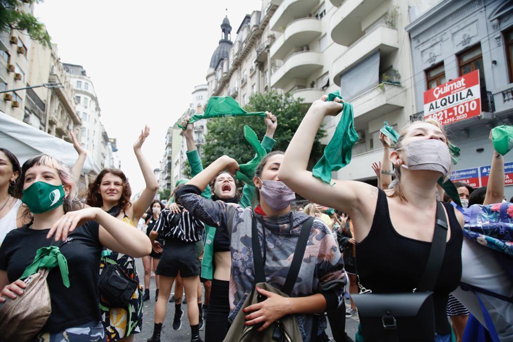 descriminalização do aborto na Argentina