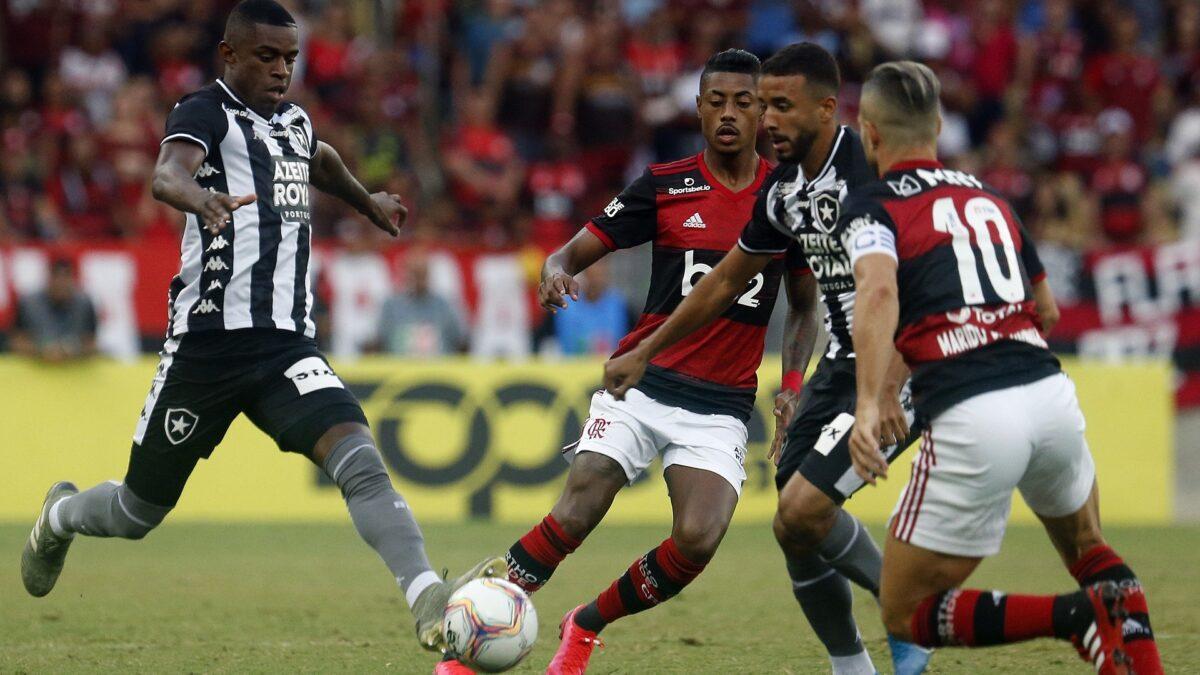Duelo entre Botafogo e Flamengo é popularmente conhecido como Clássico da Rivalidade
