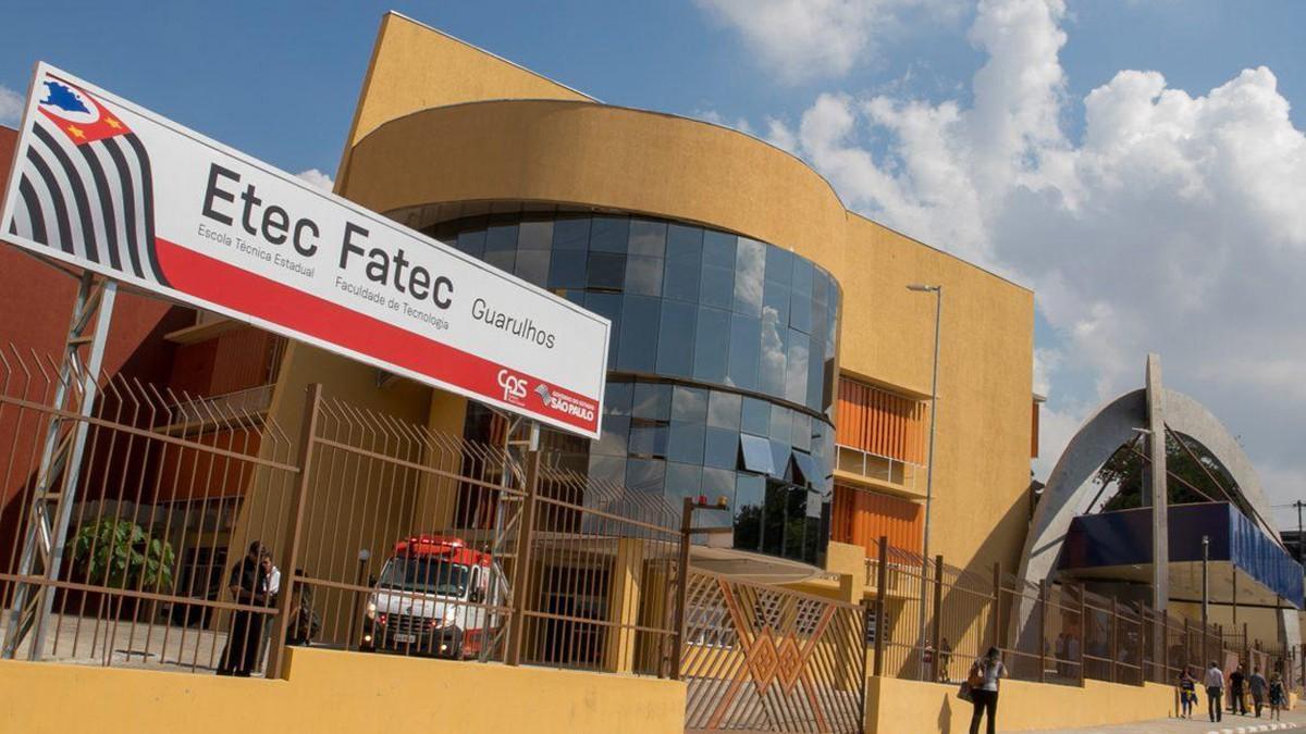 Inscrições para Etec e Fatec