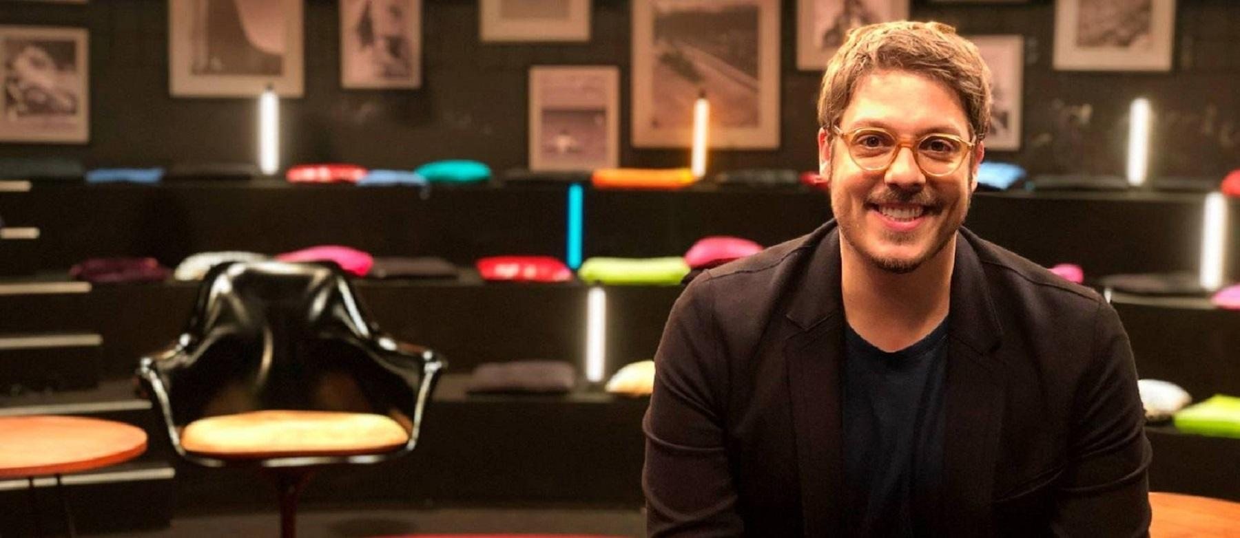 Fabio Porchat será o entrevistado do 'Roda Viva' desta segunda