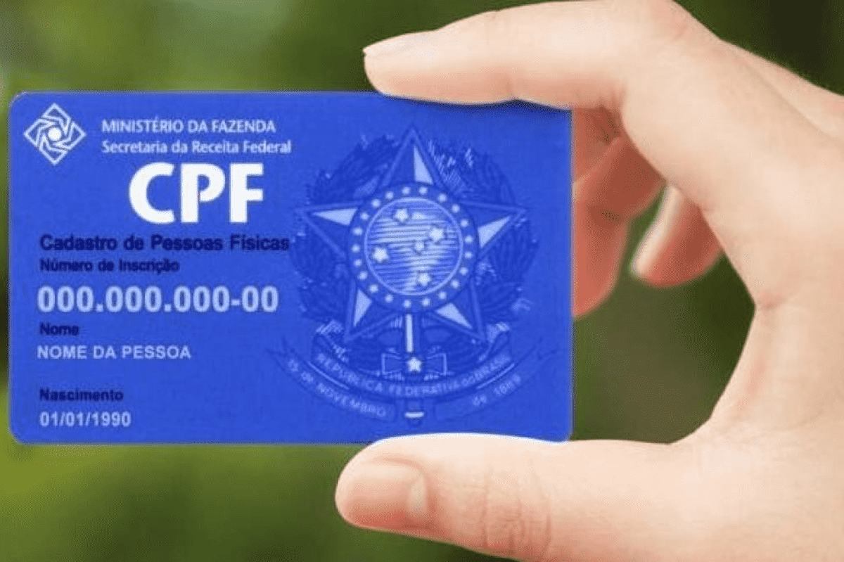 Como fazer consulta do CPF pela internet?