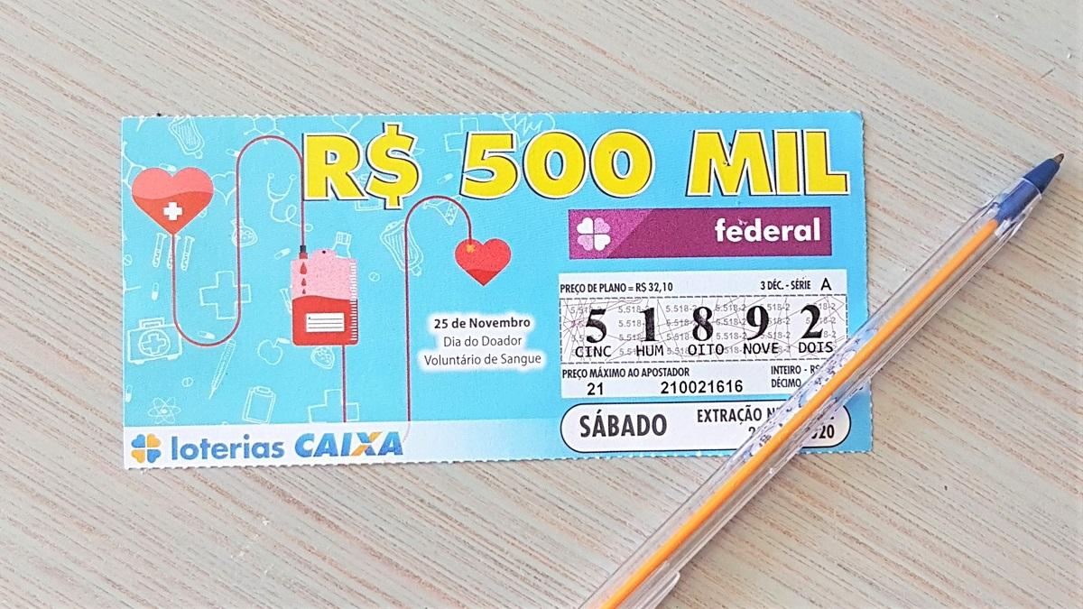 loteria Federal 5539
