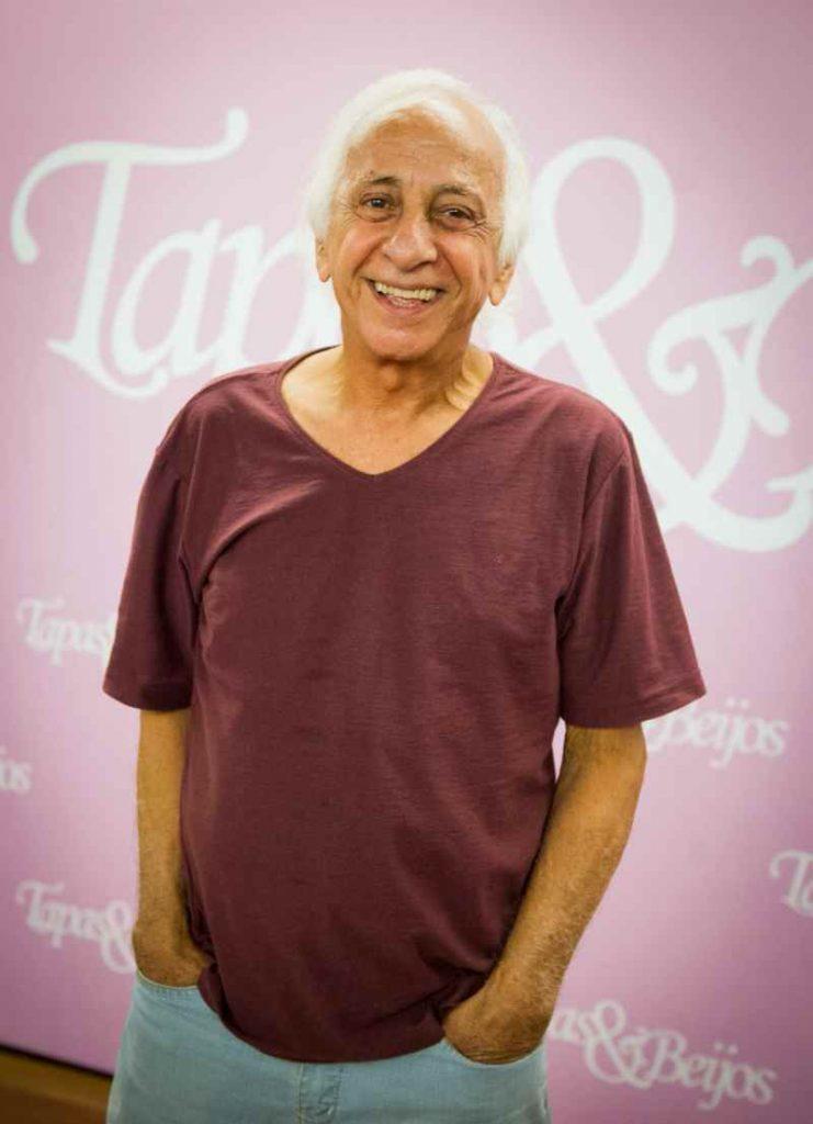 Imagem mostra ator Flávio Migliaccio