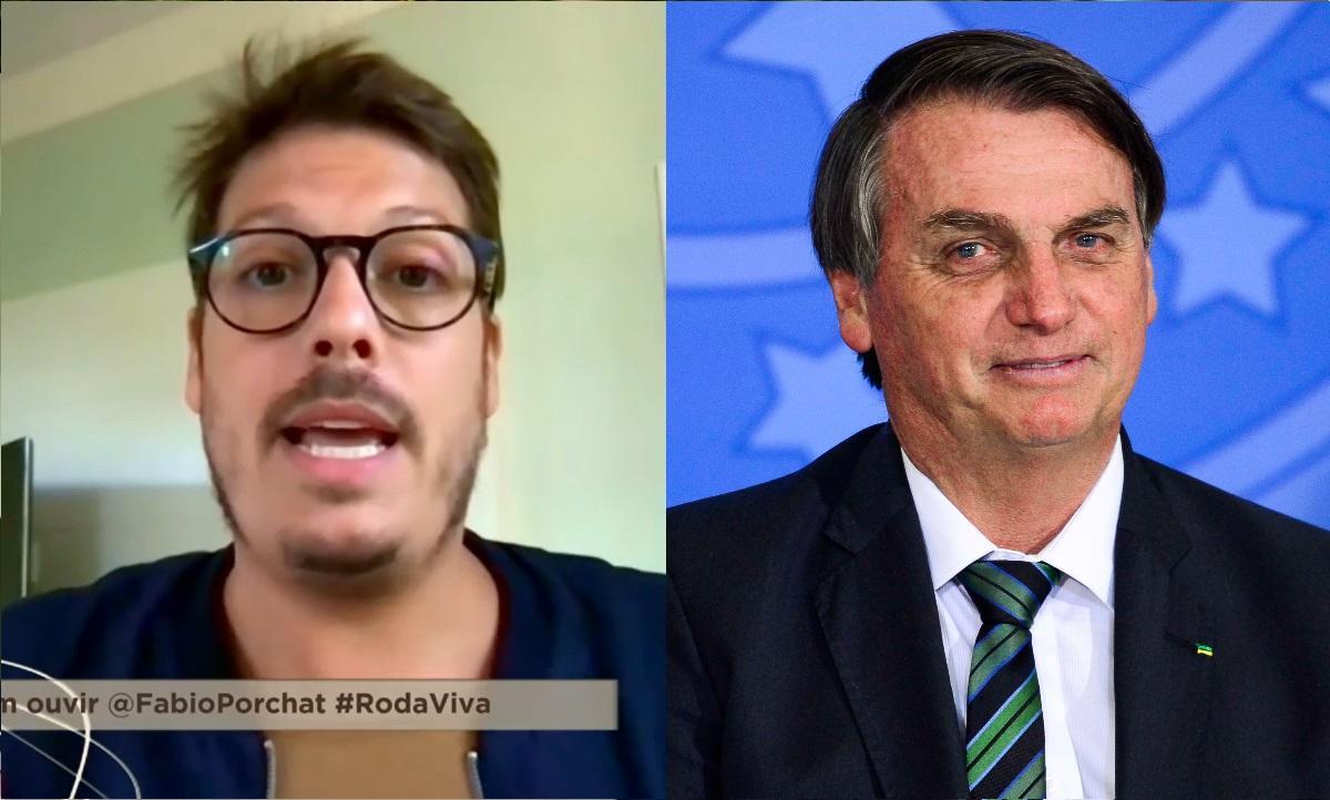 Fábio Porchat Bolsonaro