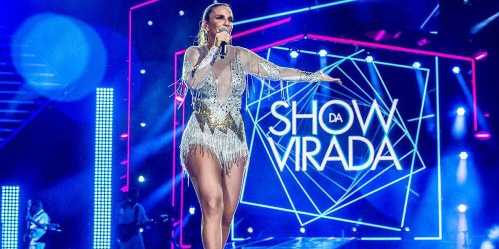 Ivete Sangalo no Show da Virada na Globo (