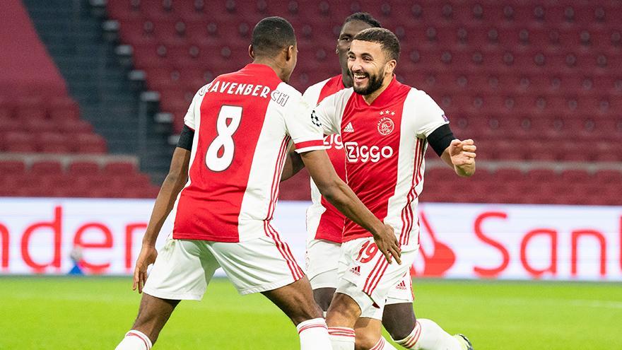 Ajax x Atalanta