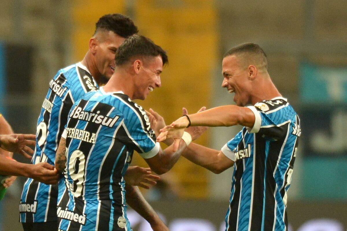Grêmio e Santos farão o duelo de brasileiros nesta quartas da Libertadores