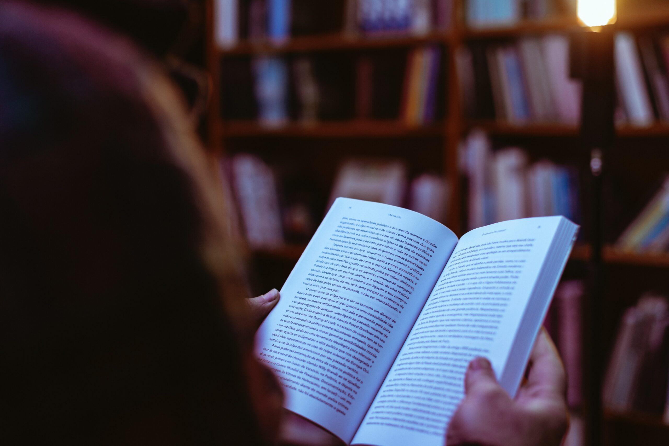 Livros para amigo secreto