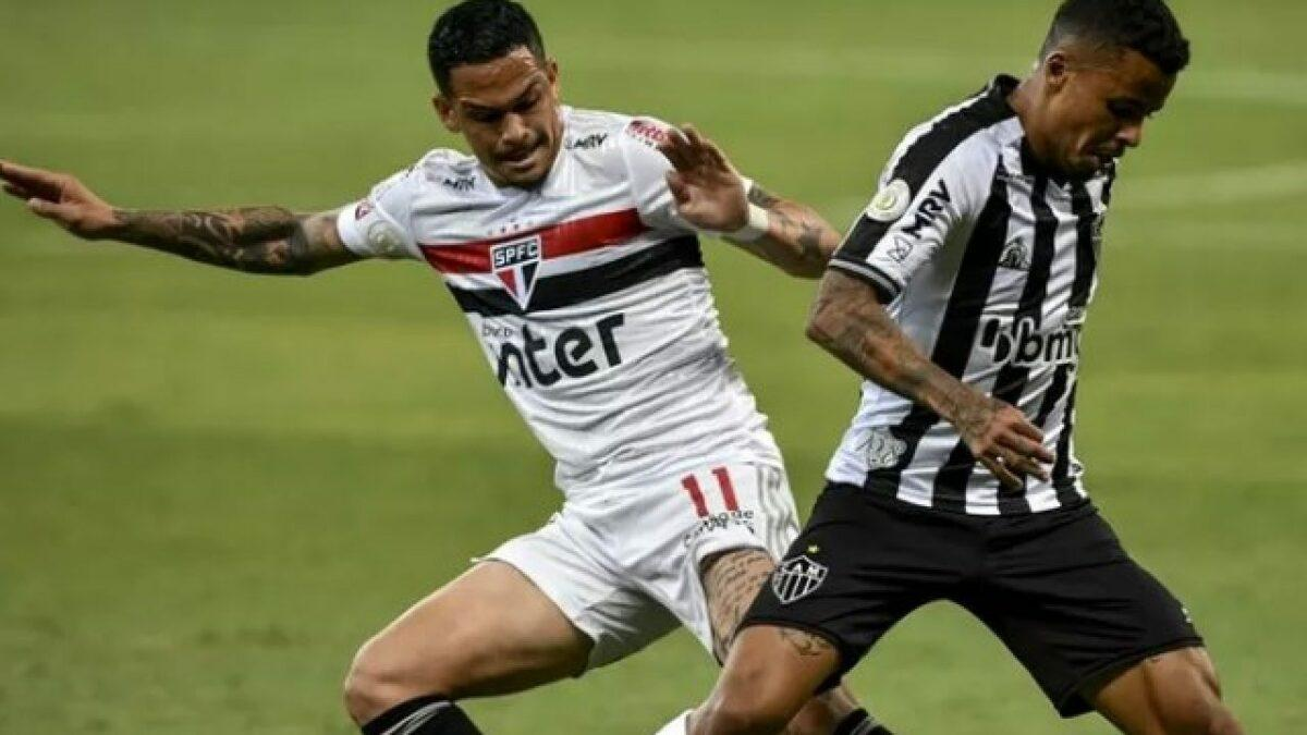 Até então líder e vice, São Paulo e Atlético Mineiro se enfrentam no dia 16 de dezembro, às 21h30.
