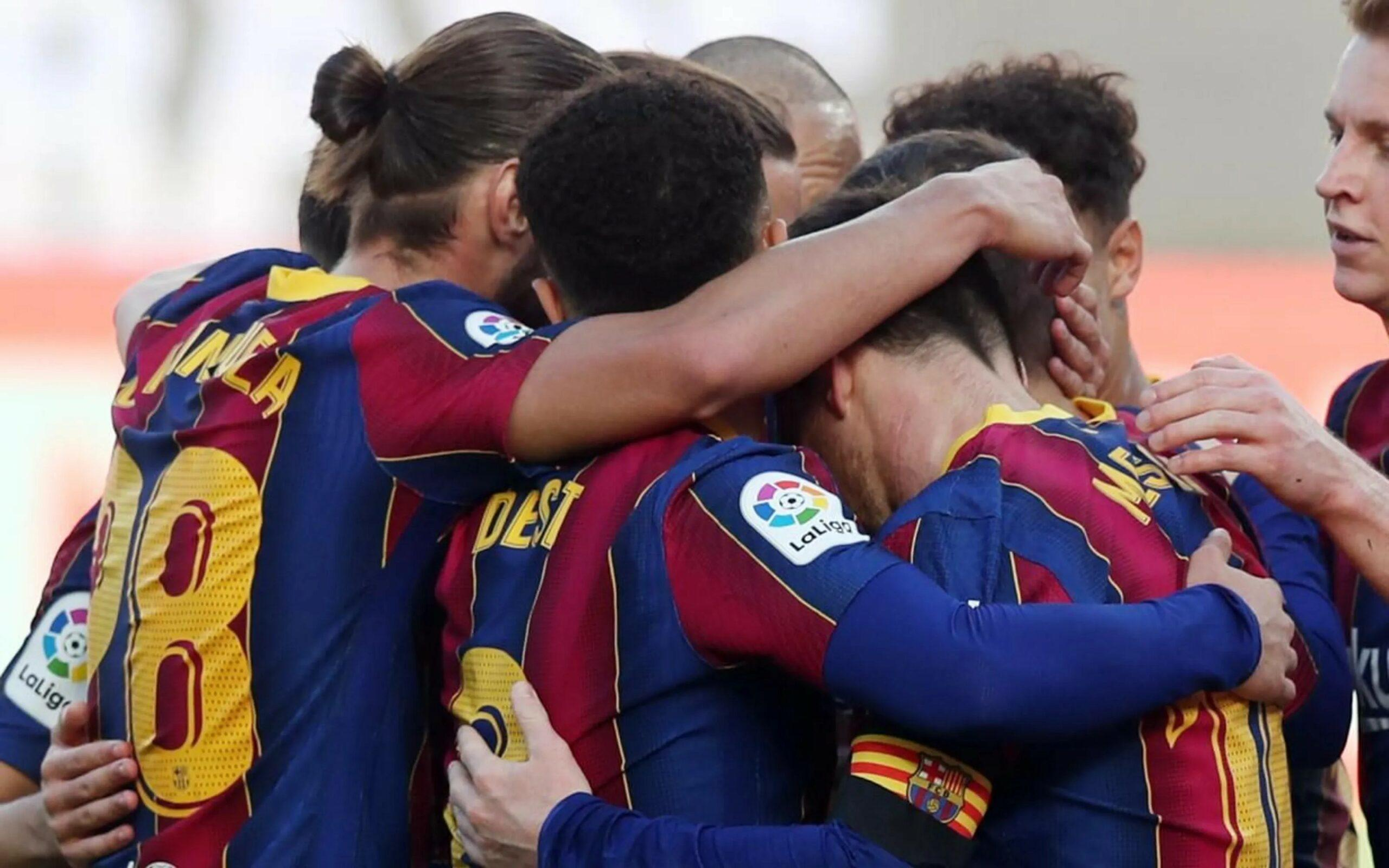 Ferencváros x Barcelona